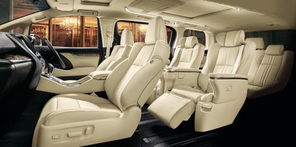 次期の新型アルファード40系は、さらにインテリアが豪華に!